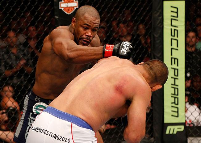 UFC 161 - Evans vs. Henderson