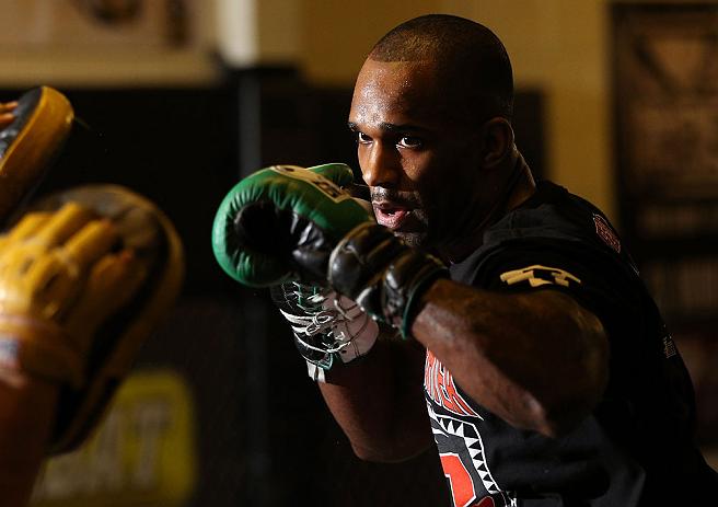 UFC light heavyweight Jimi Manuwa