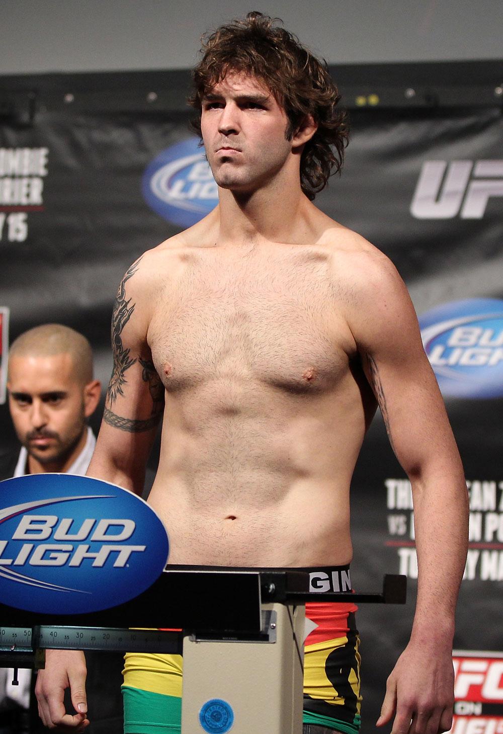 UFC featherweight Cody McKenzie