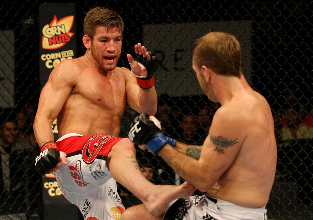 UFC lightweight Sam Stout