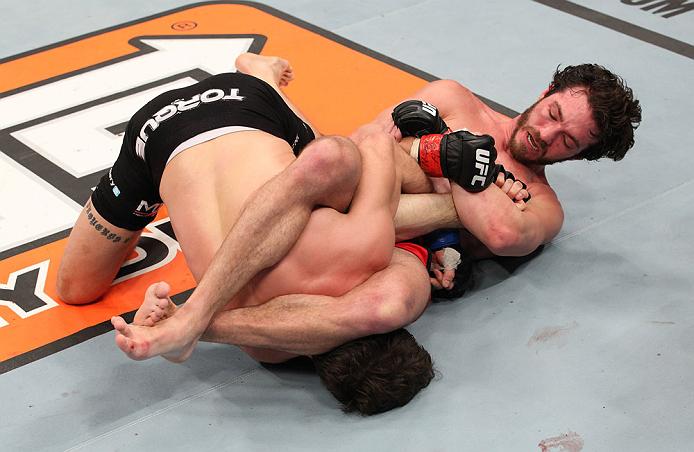 UFC lightweight Mike Rio