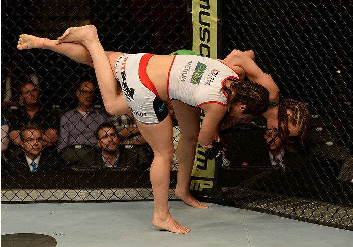 Bethe Correia Another Horsewoman In Her Sights Ufc