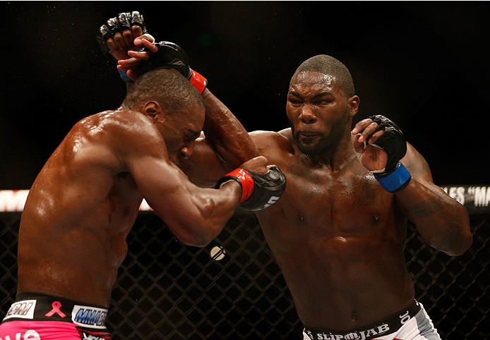 UFC light heavyweight Anthony Johnson