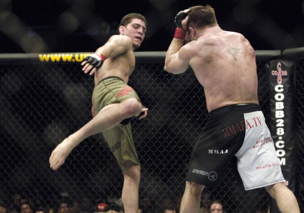 Sherk vs. Nick Diaz