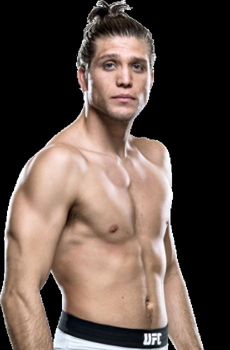 ortega brian ufc fighter body styles bio athlete