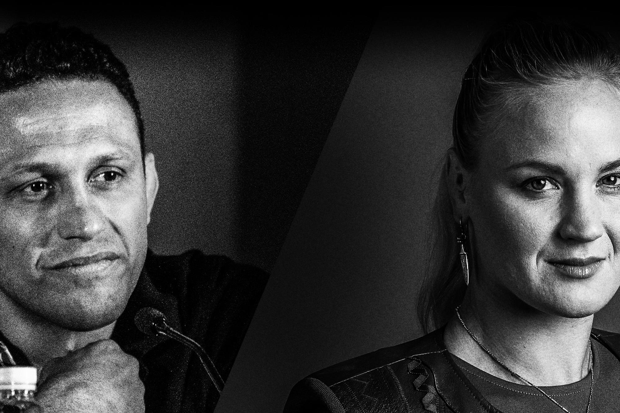 Unfiltered Episode 252: Renzo Gracie & Valentina Shevchenko