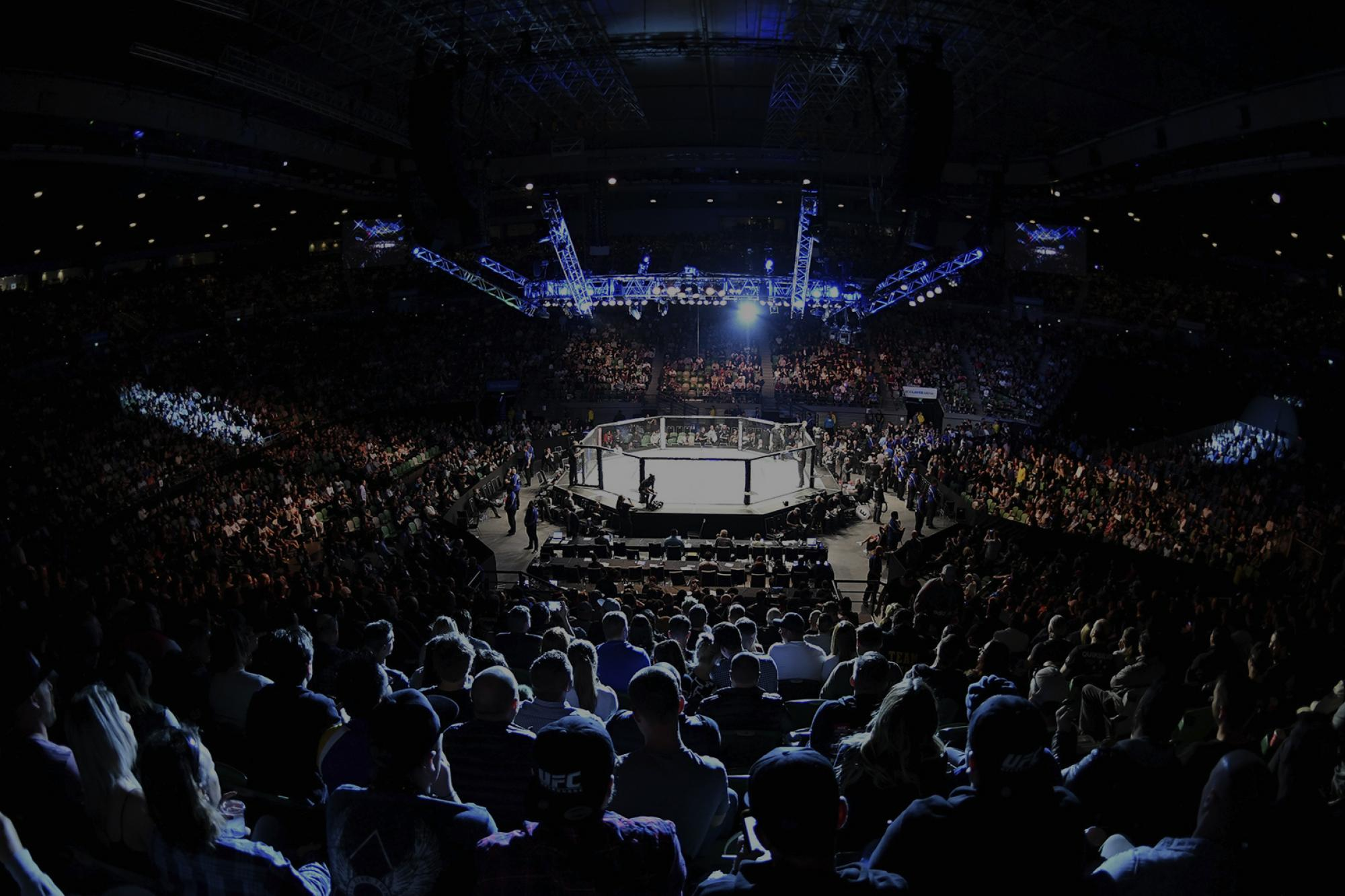 SOLD OUT UFC 234
