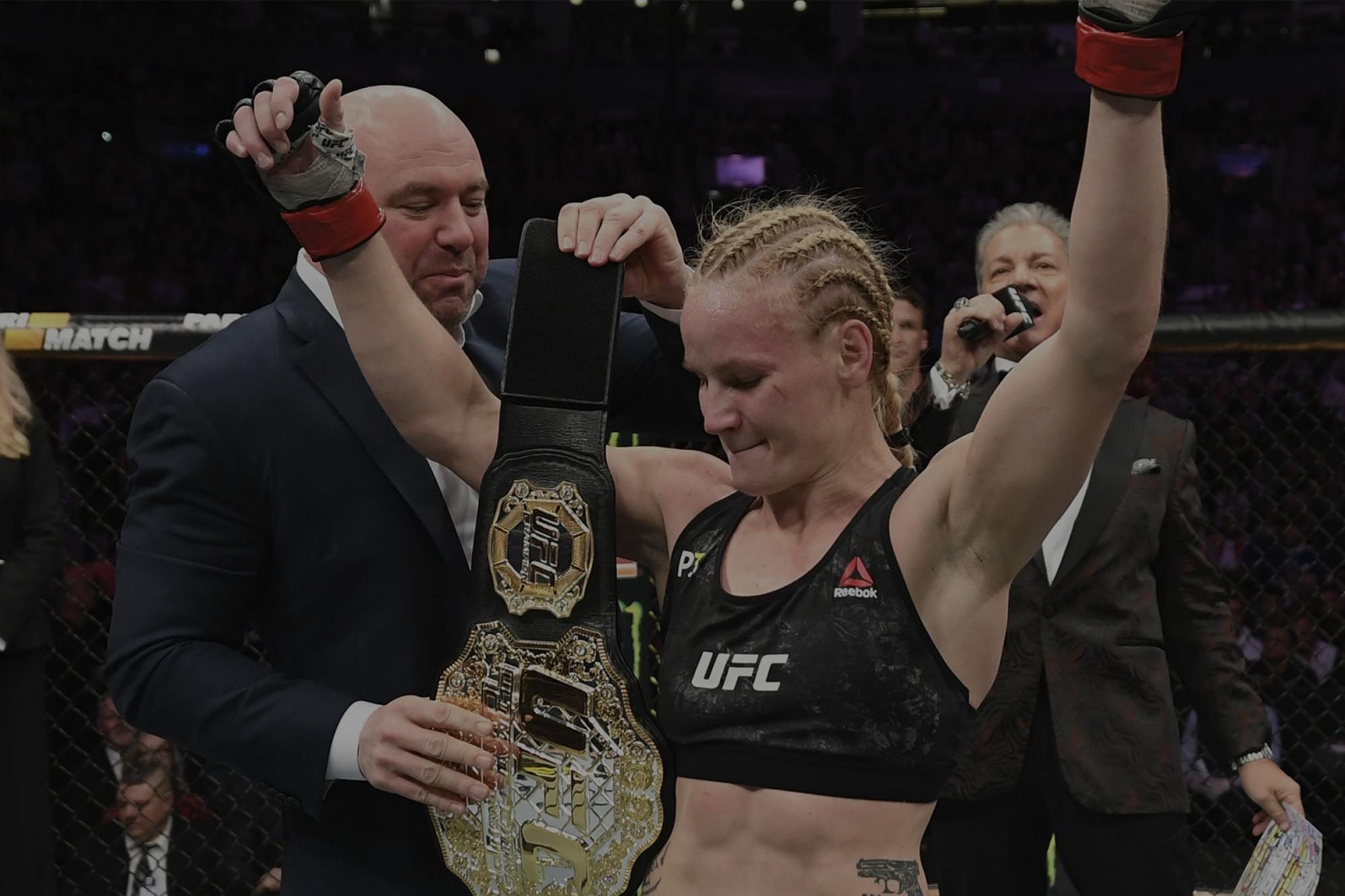 UFC 238 Adds Shevchenko vs Eye and A Few More