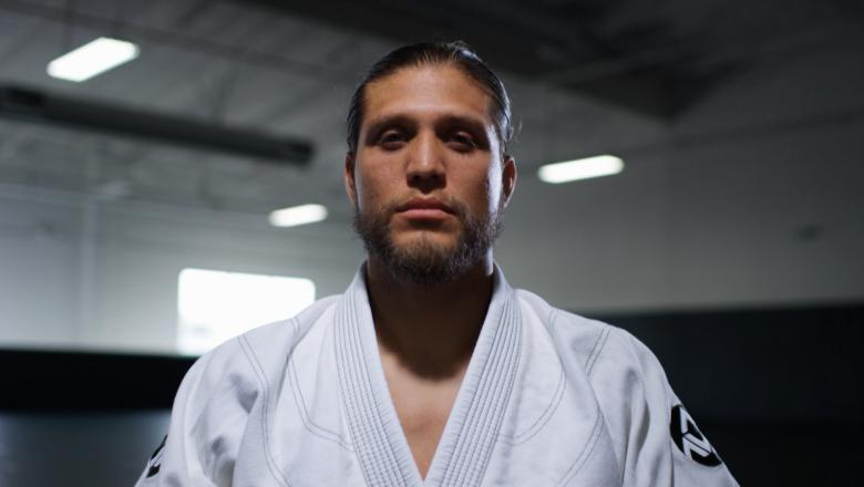 Brian Ortega before his UFC 231 match-up