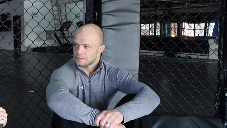 Mike Grundy UFC London Interview