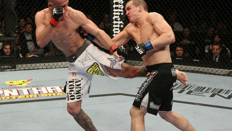 Donald Cerrone vs Paul Kelly