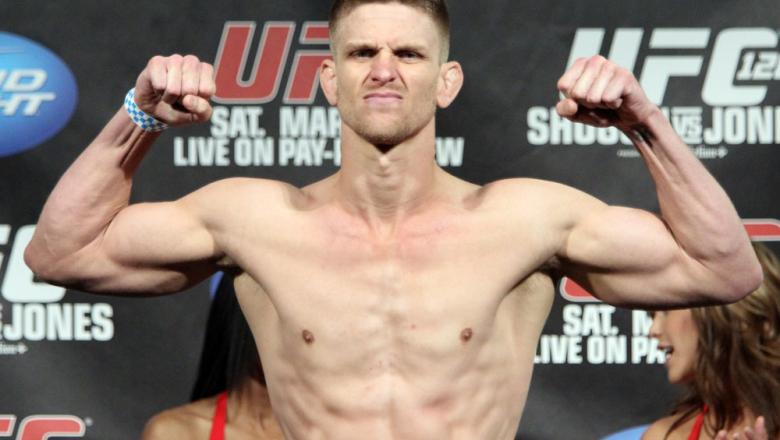 UFC 128 Weigh-ins: Mike Pyle