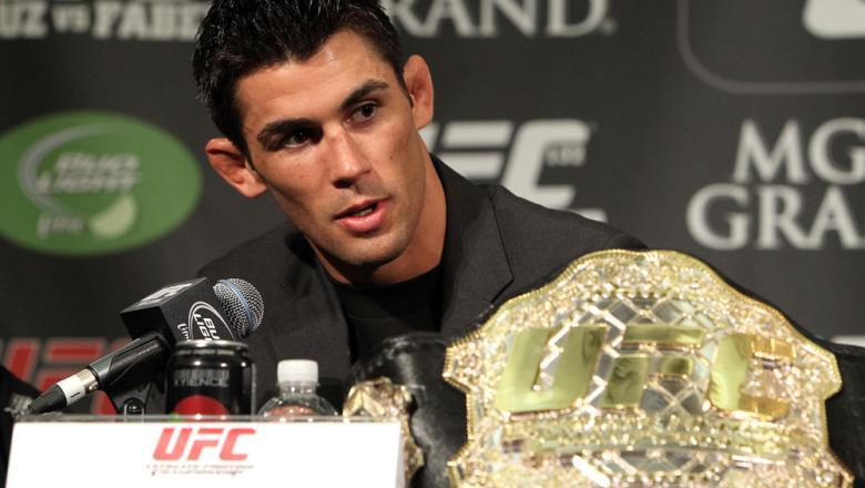 UFC 132 Pre-fight Press Conference: Dominick Cruz