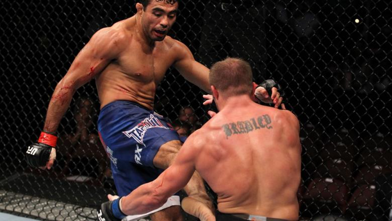 UFC133: Natal vs. Bradley