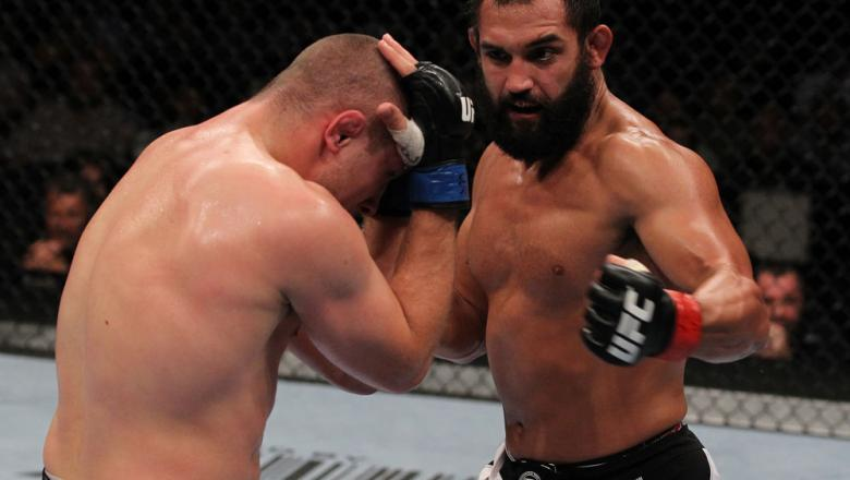 UFC 133: Hendricks vs. Pierce