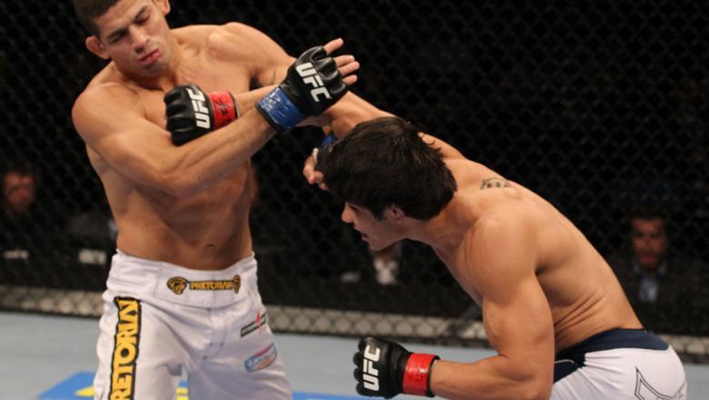 Erick Silva vs Luis Ramos