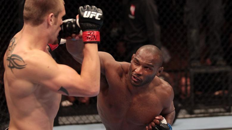 Dustin Jacoby vs Clifford Starks