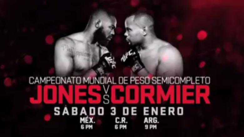 UFC 182 Jon Jones vs Daniel Cormier UFC Network