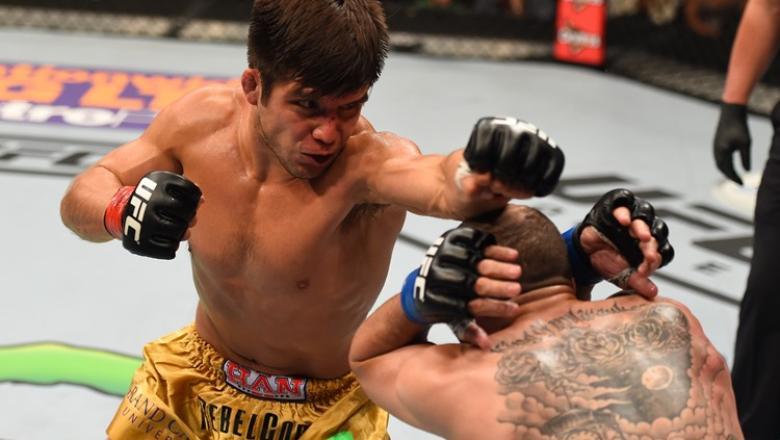 UFC 188 Henry Cejudo vs Chico Camus
