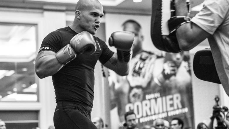 UFC 189 Robbie Lawler