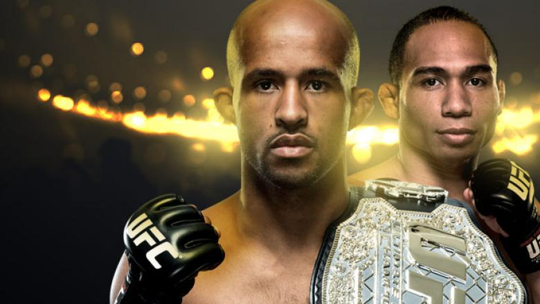 UFC 191 Demetrious Johnson, John Dodson