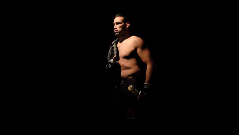 Fabricio Werdum during the Unstoppable promo shooting for UFC 198