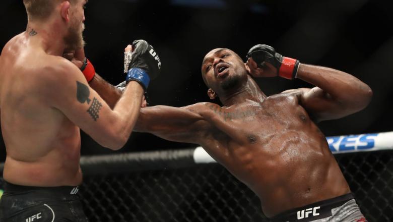Jon Jones vs Alexander Gustafsson UFC 232