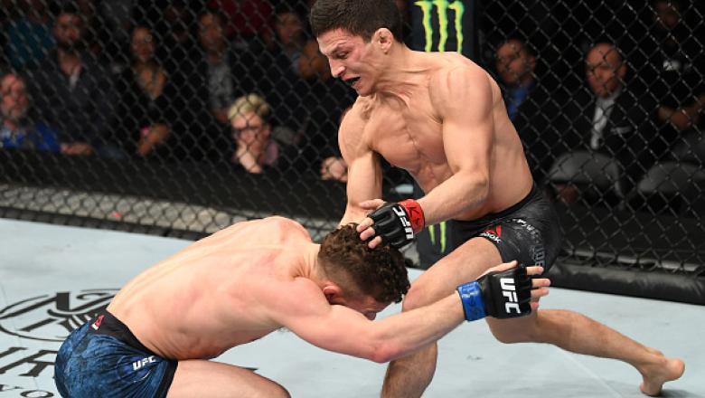 Joseph Benavidez vs Dustin Ortiz at UFC Brooklyn