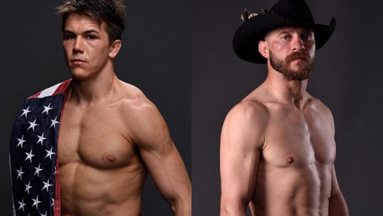 UFC Brooklyn alexander Hernandez vs Donald Cerrone