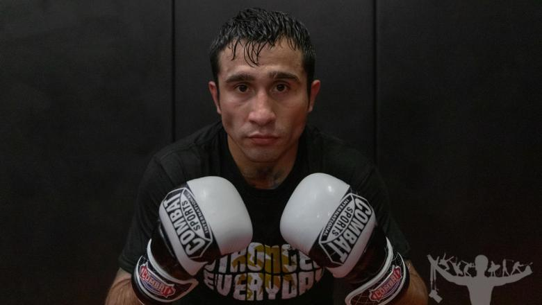 Alejandro Perez training session for UFC 235 at AKA