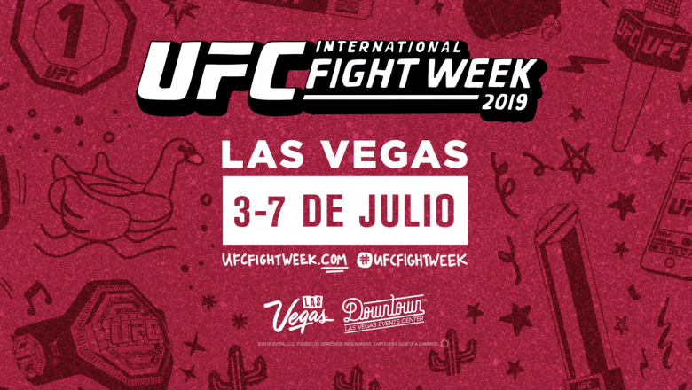 International Fight Week 2019 en Julio