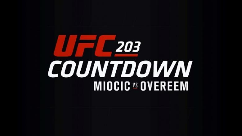 ufc 203 countdown