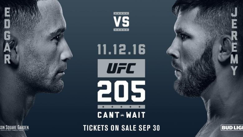 Bout announcement UFC 205: Frankie Edgar vs Jeremy Stephens