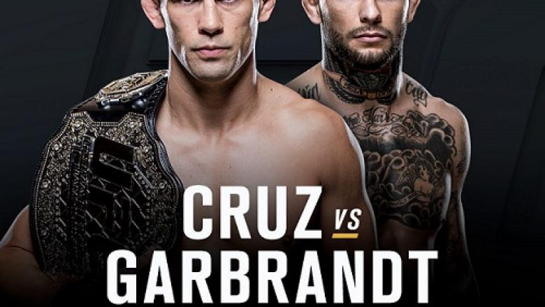 dominick cruz cody garbrandt