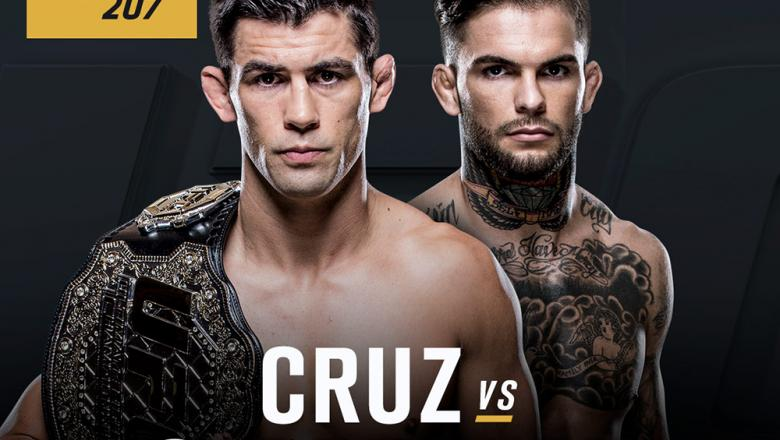 Dominick Cruz vs Cody Garbrandt