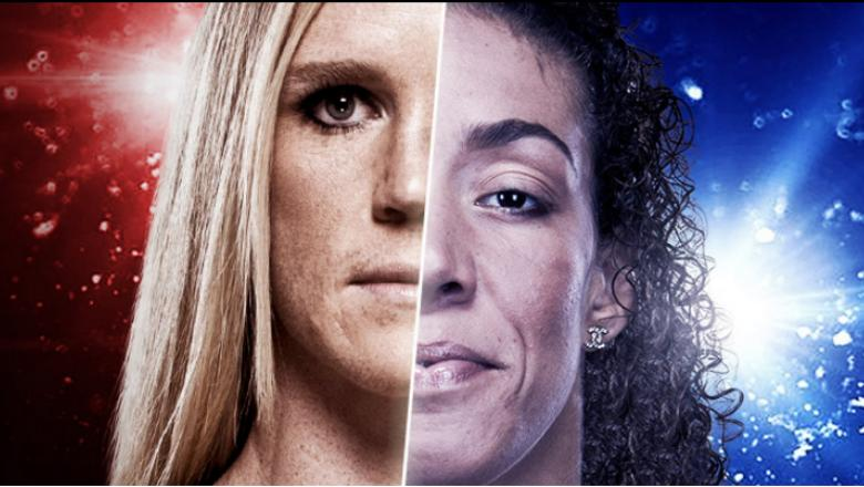 Holly Holm vs Germaine de Randamie