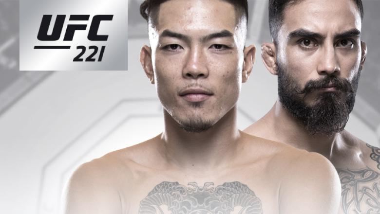 Teruto Ishihara vs Jose Quinonez UFC 221