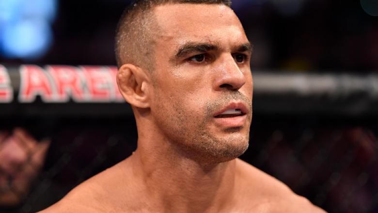 Vitor Belfort no UFC 212