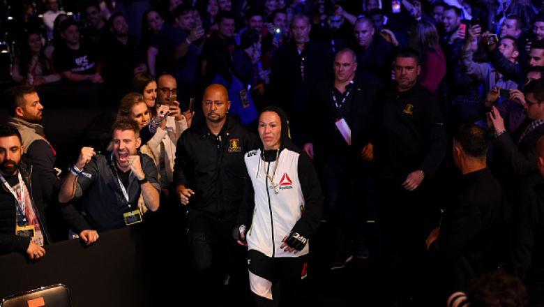 Cris Cyborg lidera card com 13 lutas no UFC Brasília, evento que acontece no dia 24 de setembro.