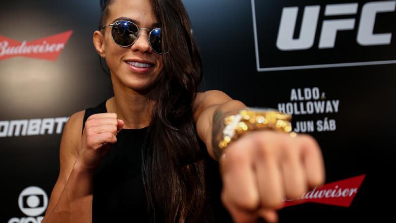 Em nova fase na carreira, nos Estados Unidos, Cláudia Gadelha relembre grandes momentos no octógono, fala sobre treinos e o duelo contra Karolina Kowalkiewicz no co-main event do UFC 212, nesse sábado (3), no Rio de Janeiro.