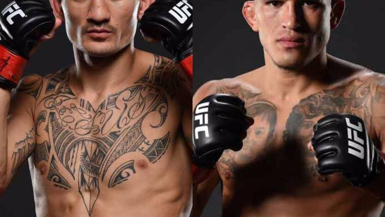max holloway anthony pettis