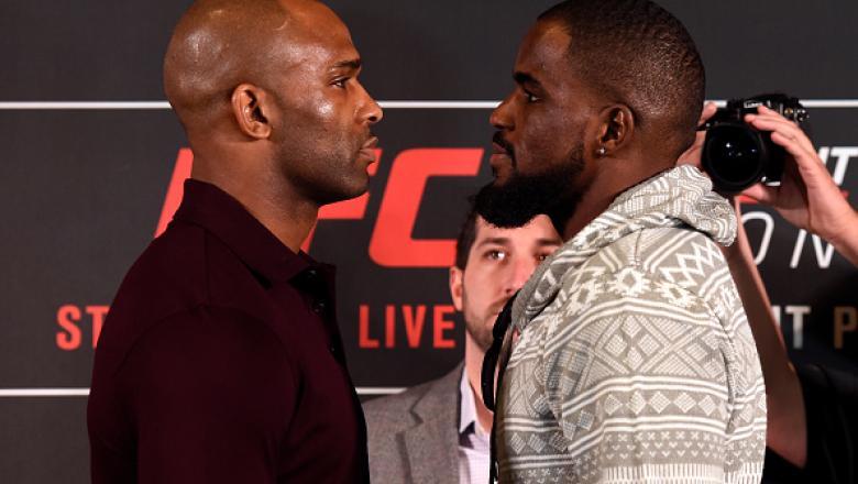 Jimi Manuwa e Corey Anderson fazem a luta principal do UFC Londres, nesse sábado (18).