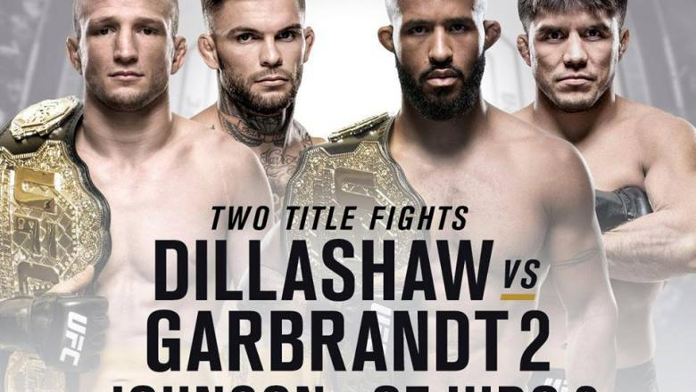 TJ Dillashaw, Cody Garbrandt, Demetrious Johnson, Henry Cejudo