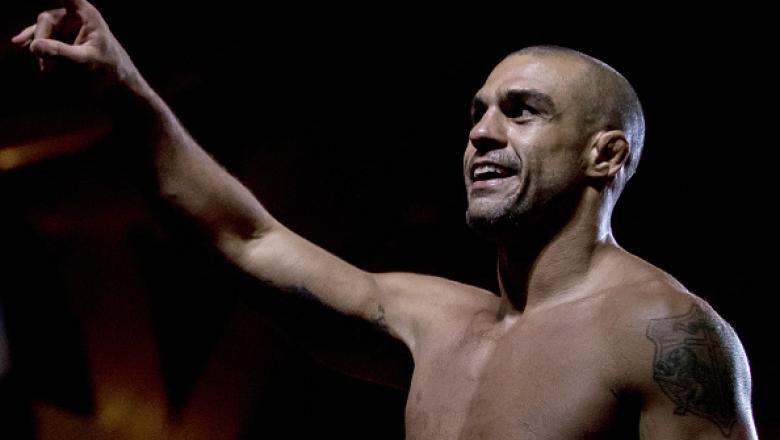 Vitor Belfort enfrenta Kelvin Gastelum neste sábado (11), no UFC Fortaleza.