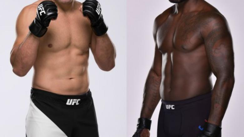 Glover Teixeira, Anthony Johnson