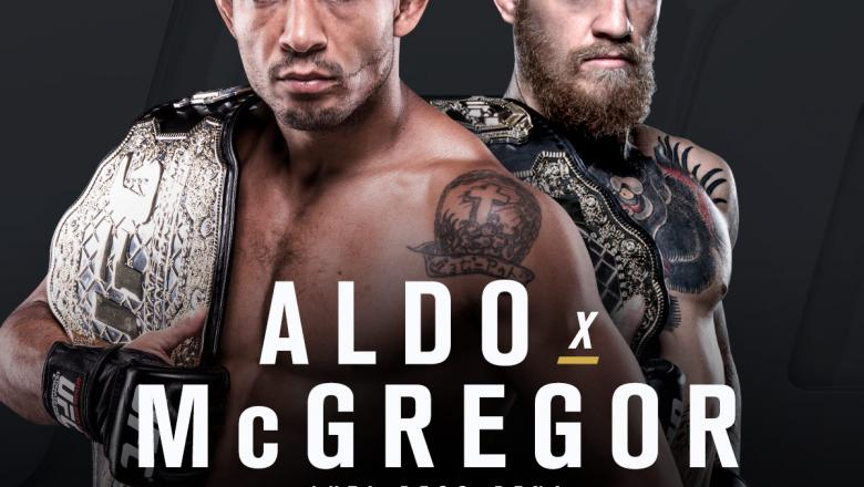 UFC 194, Jose Aldo, Conor McGregor