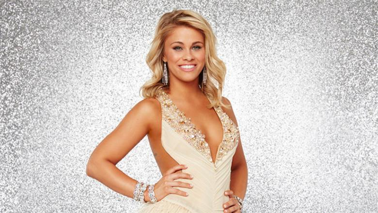 Paige VanZant official Dancing with the Stars portfolio picture (Courtesy: Dancing with the Stars/ABC)