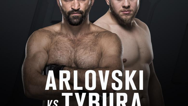 UFC FIGHT NIGHT SINGAPORE Heavyweight bout Andrei Arlovski vs Marcin Tybura