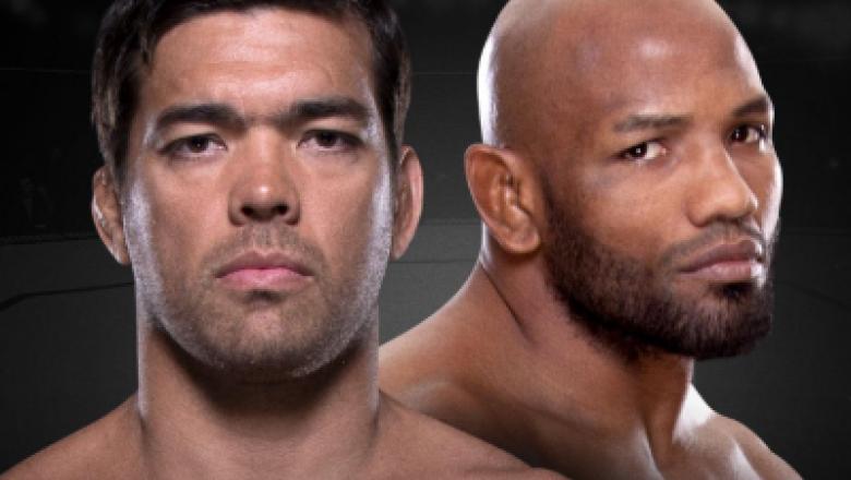 UFC Fight Night Lyoto Machida vs Yoel Romero