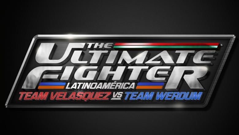 TUF Latam Team Velasquez vs Team Werdum